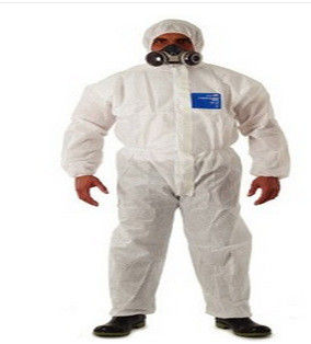 Anti Stdust Hazards Disposable Isolation Gown Personal Protection Use CE Listed supplier